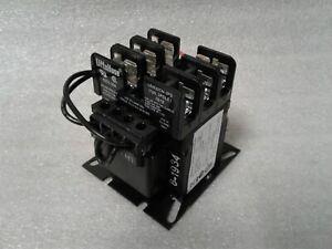 Allen-Bradley 1497-B-BASX-3-N Ser A Control Transformer Prim V 240/480 Sec V 120