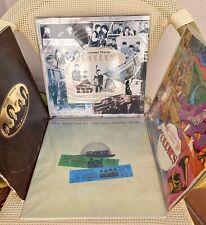 Lote BEATLES 4 Vinilos ANTHOLOGY, LOVE SONGS, OLDIES & HOLLYWOOD BOWL LP Vinyl