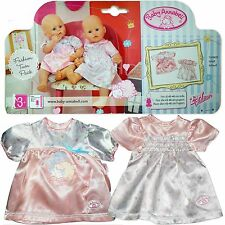 Baby Annabell Fashion Twin Pack Outfit Clothes Fits 43 cm to 46 cm Dolls