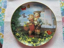 1992 M.J. Hummel [Plate No.Va6207] Little Companions [Surprise]!