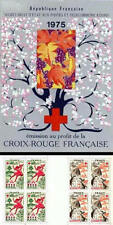 Carnet Croix-Rouge CR2024 - Carnet Croix Rouge  - 1975