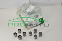 HYDRAULIC TAPPETS LIFTERS 12 PCS AUDI CABRIOLET 1.8 INA