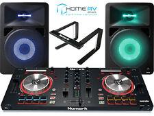 NUMARK MIXTRACK PRO 3 + N WAVE 580L + LAPTOP STAND BUNDLE DJ SERATO **FREE P&P**