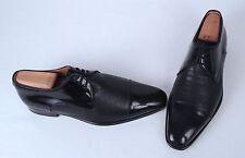 Magnanni 'Mentor' Cap Toe Oxford- Black- Size 7.5 M/ Labeled 7  $350   (S4)