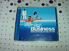 The Business - Music from the Motion Picture - CD soundtrack  Blondie Bowie OMD