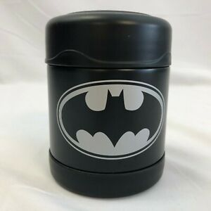Batman Thermos Funtainer 10 Ounce Lunch Box Liquid Food Container