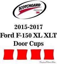 3M Scotchgard Paint Protection Film Pre-Cut 2015 2016 2017 Ford F-150 XL XLT