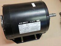GE 5K49ZG2920S//UFL161604//2538 1 HP ELECTRIC MOTOR 575 VOLT SINGLE SHAFT