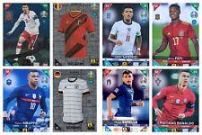 CARD ADRENALYN XL PANINI EURO 2020 2021 KICK OFF TOP MASTER TEAM MATES #1 - #225