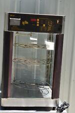 Star Hfd 2a Revolving Heated Pizza Display Cabinet