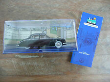 Jaguar Mark I Mk1 1955 Tintin Coke en Stock Voiture Automobile 1/43 en route