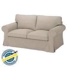 Ikea Uppland Cover for loveseat ( 2 seat sofa ) Totebo light beige Slipcover New