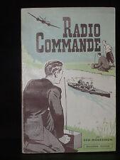 RADIO COMMANDE - GÉO - MOUSSERON - 1952