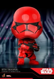 Hot Toys COSB689 Cosbaby Star Wars Sith Trooper Bobble Head Figure Toys