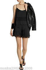 Topshop Scallop Shorts by Kate Moss Size UK8 EUR36 US4