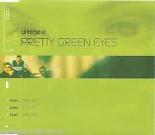 ULTRABEAT - Pretty Green Eyes (UK 3 Trk CD Single Pt 1)