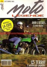 MOTO LEGENDE  29 LAVERDA 1000 TERROT 125 175 NORTON 350 ACT Usine SUZUKI T20