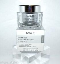 DDF ADVANCED MOISTURE DEFENSE CREAM UV CREAM SPF 15 1.7 OZ - 48G