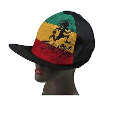 Rasta Soul Mon Cap Hat Reggae Sufer Baseball Cap Jamaica Hawaii Hippie Boho 1sz