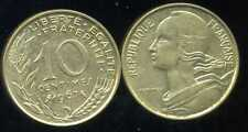 FRANCE  FRANCIA  10 centimes 1967  SUP