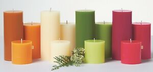 70hr PATCHOULI  AMBER Hippy Relaxation Scent SPIRAL ARTISAN Hand Crafted CANDLE