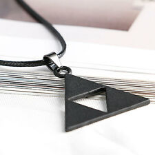 The Legend of Zelda Triforce Necklace Pendant Chain Link Xmas Gift