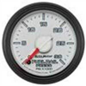 AutoMeter 8586 Gen 3 Dodge Factory Match Fuel Rail Pressure Gauge