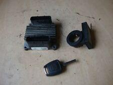 Opel Vectra B 1,6 16V 74kW 1998 X16XEL Motorsteuergerät Set 09364599 D90004 CPCY