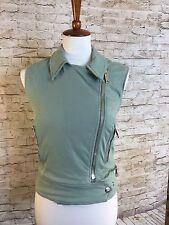 Women Diesel Vest Size XS  Green CJA.YY