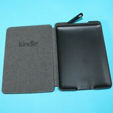 Genuine Official Amazon Kindle Touch Lighted Leather Cover - Black