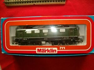 MÄRKLIN H0 3037 excellent clean boxed very cared for 50 years