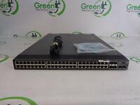 HP JG225A A5800AF-48G 48 Port Managed Ethernet Switch w/ 1x JC680A No Ears