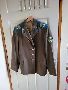 Genuine, soviet captains uniform jacket.used