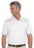 Ashworth Men's Short Sleeve Casual Polyester Print Polo Shirt Top S-3XL. 3047