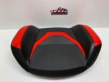 POLARIS RZR 1000 XP/TURBO/S SEAT BOTTOM BLACK/RED