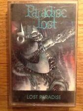 Paradise Lost Lost Paradise Cassette Album 1990
