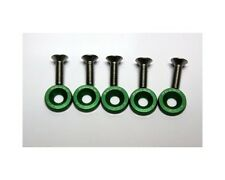 Password:JDM [5 Pair] Dress-up Washers 6Mx20 Bolts w/ 10mm Hole [GREEN] CIVIC