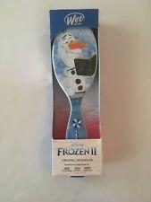Disney Frozen 2 Wet Brush Original Detangler - Olaf