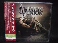 NORDIC UNION ST + 1 JAPAN CD Pretty Maids Eclipse W.E.T. Baltimoore Six Feet Und