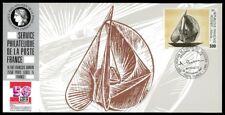 FRANCE EXHIBITION CARD 1987 MONACO ART SCULPTURE PEVSNER MONDE z2446