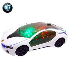 Coche BMW con Luces 3D LIGHT Gran Competición a1565