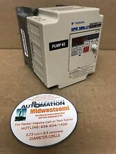 CIMRJ7AM21P5 YASKAWA ELECTRIC CIMR-J7AM21P5 DRIVE 2HP 230VAC FREESHIPSAMEDAY