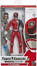 Power Rangers Figura De Colección De Rayo-SPD Ranger Rojo -!!! nuevo!!!
