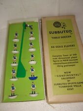 In scatola Subbuteo H/W Team.