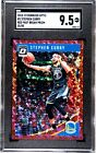 2018-19 Donruss Optic 2 Stephen Curry Red Fast Break /85 Sgc 9.5 Comp To Psa