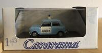 Mini Cooper Police Patrol Car Hongwell Scale 1:43