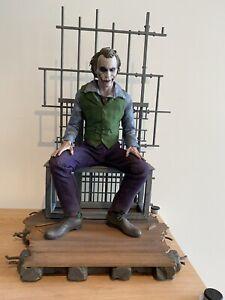 Sideshow The Joker Heath Ledger Premium Format Figure Exclusive No. 6 of 1000!