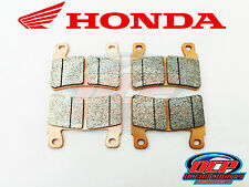 03 - 04 BRAND NEW GENUINE HONDA CBR 600 RR OEM FRONT BRAKE PAD KIT CBR600RR
