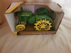 """ERTL John Deere 1930 die cast model """"GP"""" standard tractor"""