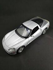 Hot Wheels 2003 Chevrolet Corvette C5 1:18 Diecast Car Silver